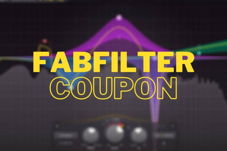 FabFilter Coupon: 10% Discount on all Plugins and Bundles